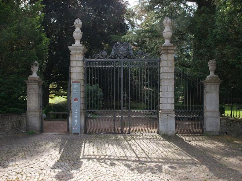 """Image 1 - Pacchetto visita """"Villa dei Cedri"""""""