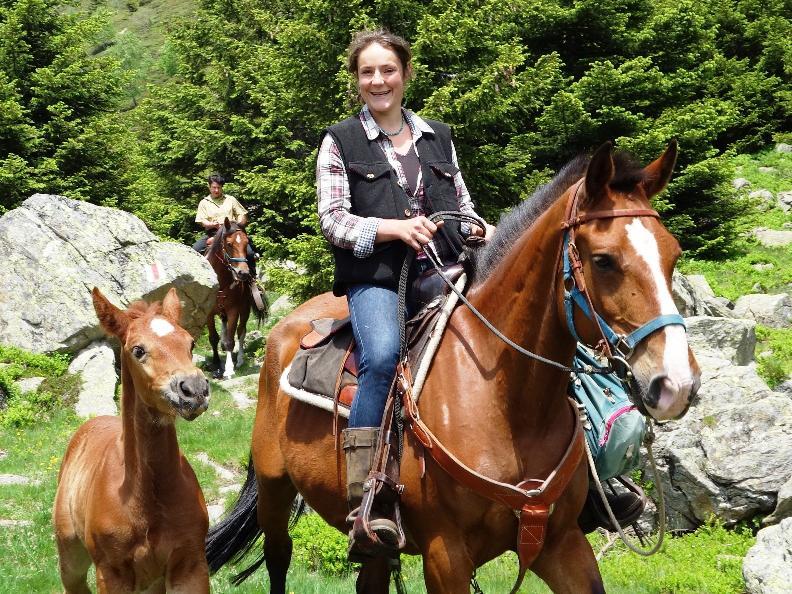 Image 0 - Trekking a cavallo sull'alpe