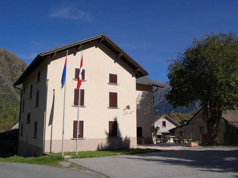 Image 0 - Olivone-Camperio Casa Stella Alpina