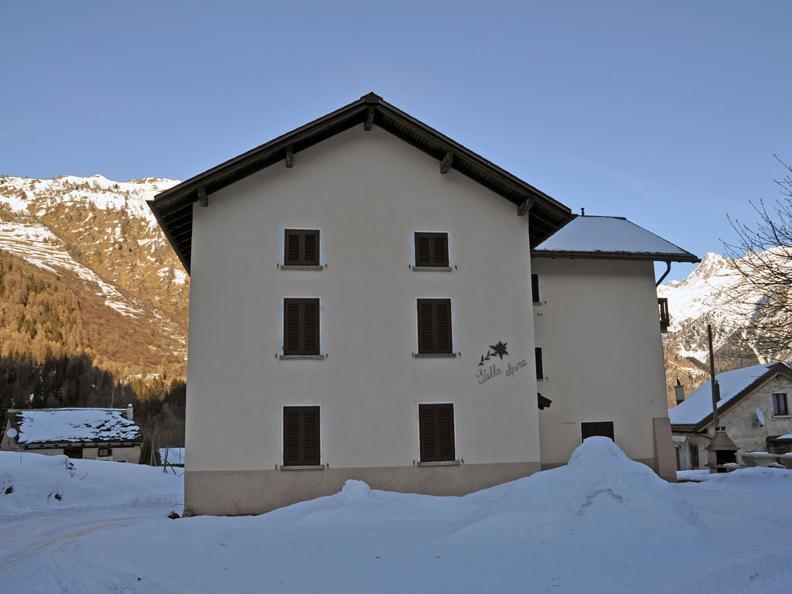 Image 4 - Olivone-Camperio Casa Stella Alpina