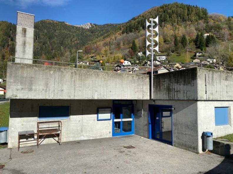 Image 0 - Locali Protezione Civile Valle Morobbia