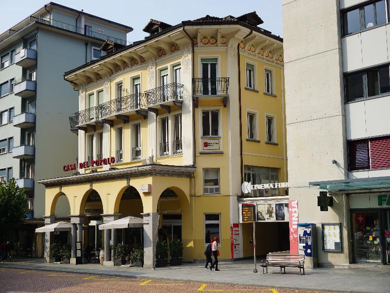 Image 0 - Ristorante Casa del Popolo