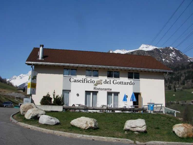 Image 0 - Caseificio dimostrativo del Gottardo SA