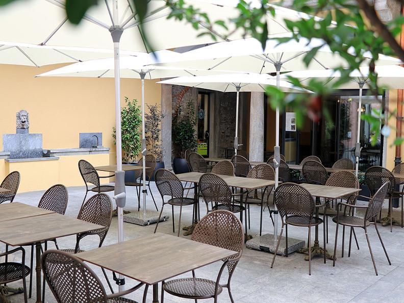 Image 3 - Restaurant La Corte in fiore