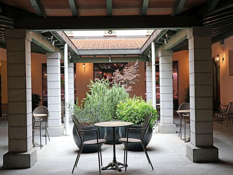Image 2 - Restaurant La Corte in fiore